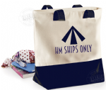 BG683-Canvas Tote bag- HM SHIPS ONLY